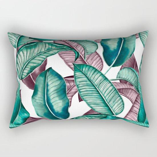 TROPICAL PATTERN-04 Rectangular Pillow