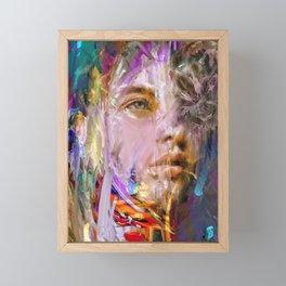 Ode Framed Mini Art Print