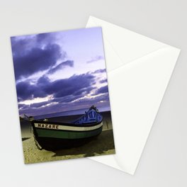 Praia da Nazaré Stationery Cards