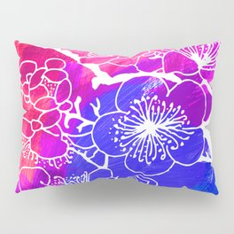Flowers I Pillow Sham