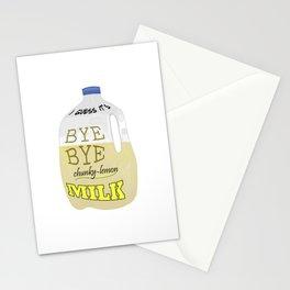 Chunky Lemon MIlk Stationery Cards