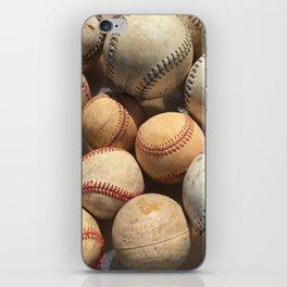 Baseball Obsession iPhone Skin