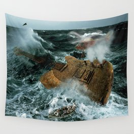 Guitarwreck Wall Tapestry