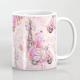 Fashion and Paris #3 Coffee Mug