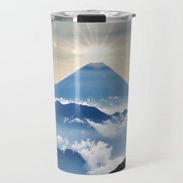 Mt. Fuji Sunrise Travel Mug