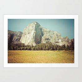 California Wilderness Art Print