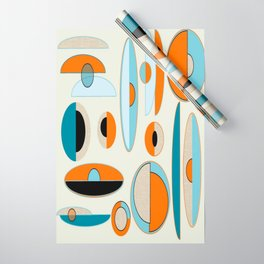Mid-Century Art 2.4 Wrapping Paper