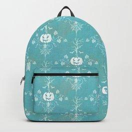 Vintage Halloween in Turquoise Backpack