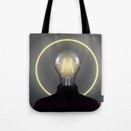 holy mind Tote Bag