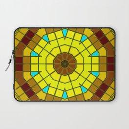 Glass Kaleidoscope Laptop Sleeve