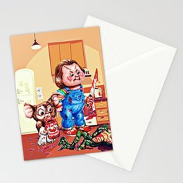 Death Of A Gremblin Stationery Cards