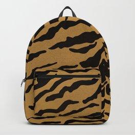 Vintage Tiger Stripes Backpack