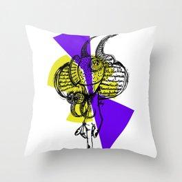 Pendovarium Throw Pillow