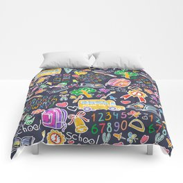 School teacher #9 Comforters