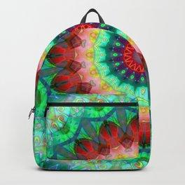 Healing Mandala 01 Backpack