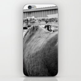 Canadian Withers iPhone Skin