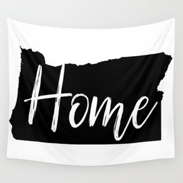 Oregon-Home Wall Tapestry