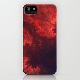 Magma iPhone Case