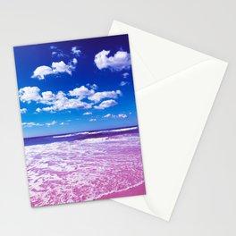 Cobalt Beach Stationery Cards