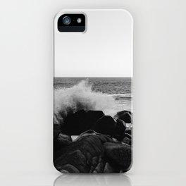 Monochrome Mexico iPhone Case
