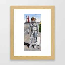 The Best Pilot You Ever Saw Framed Art Print