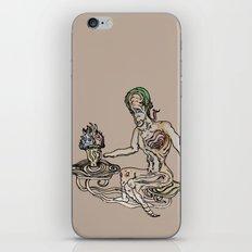 The Grail (v3) iPhone & iPod Skin