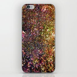 Abstract 295 iPhone Skin