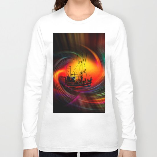 Time Tunnel 3 Long Sleeve T-shirt