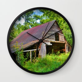 Russel Farm Wall Clock