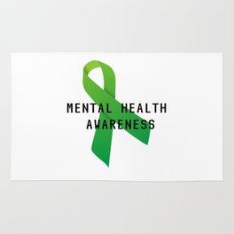 Mental Health Awareness Rug