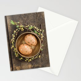 Golden eggs Stationery Cards