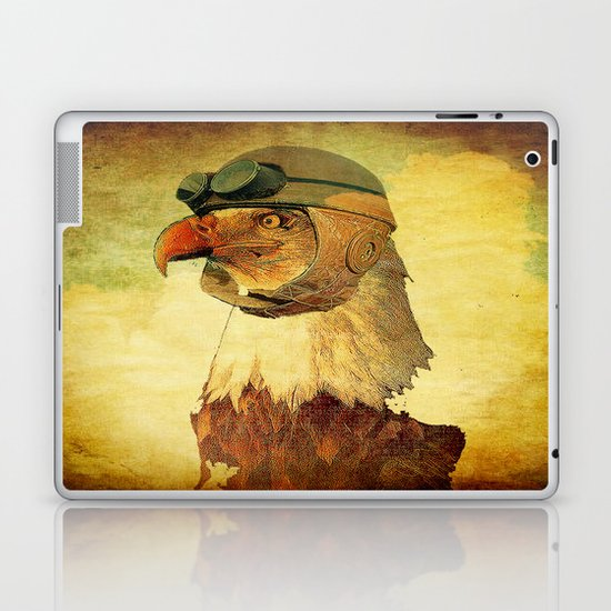 Captain eagle Laptop & iPad Skin