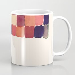 Paul Klee - Vintage French exhibition poster 1955 Coffee Mug
