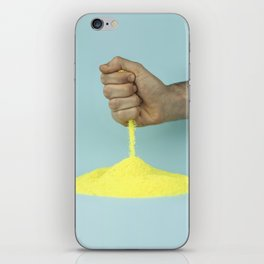 The weatherman iPhone Skin