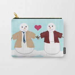 More Profound Snowmen Carry-All Pouch