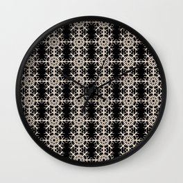 French-American pattern Wall Clock