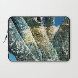 Old Tree Bare Branches Laptop Sleeve