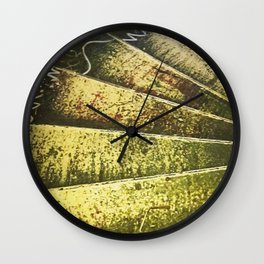 The Artist's Staircase Wall Clock