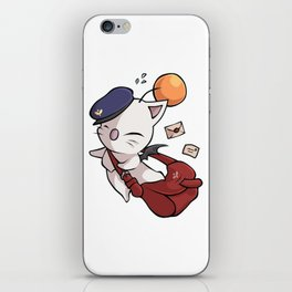 Delivery Moogle - Final Fantasy iPhone Skin
