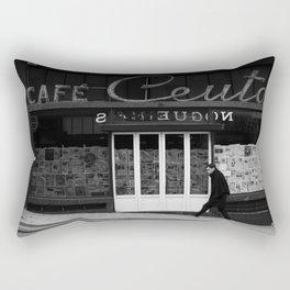 Café Ceuta Rectangular Pillow