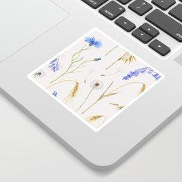 Wild Grain Meadow - Neutral Sticker