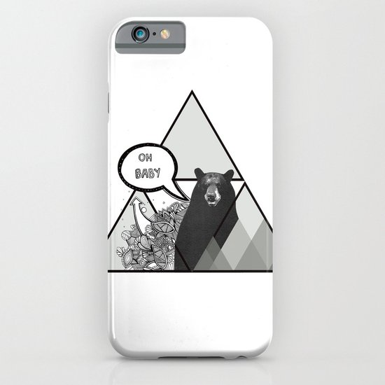 oh baby iPhone & iPod Case