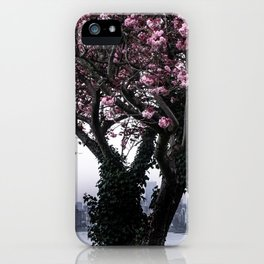 April Apparition iPhone Case