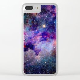 Galaxy Clear iPhone Case
