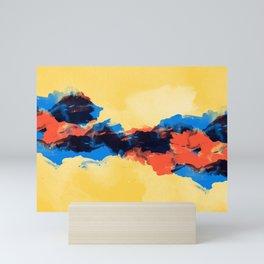 Tectonic Mini Art Print