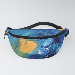 Views of Rainbow Coral, Tiny World Collection Fanny Pack