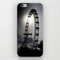 London At Dusk iPhone & iPod Skin