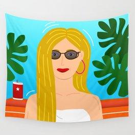 Summer Gyal Wall Tapestry