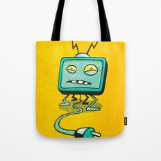 Edna TV Tote Bag