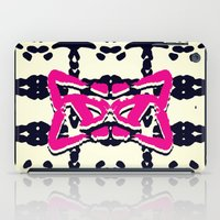 dj iPad Cases featuring DJ by Devin Stout